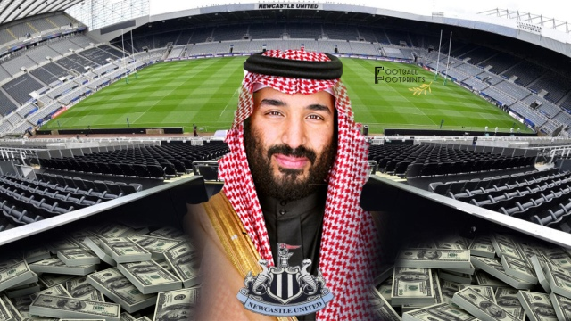Sheikh Salman Newcastle Takeover