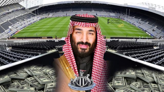 Sheikh Salman Newcastle Takeover