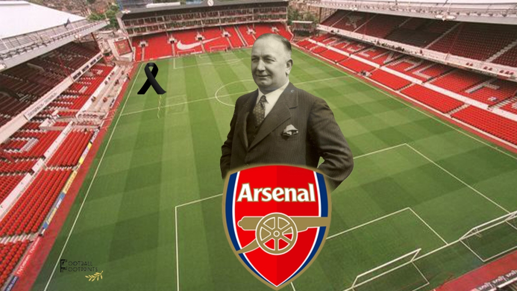 In loving memory of Herbert Chapman