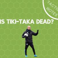 Is Tiki-Taka dead?