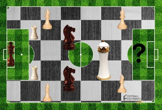 Football Tactics are Chess