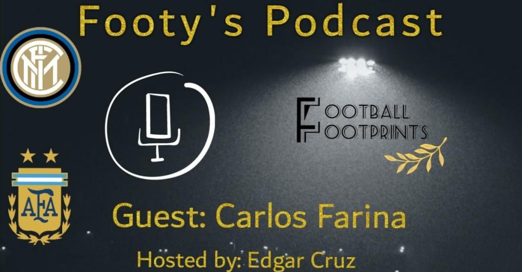 Football Footprints Podcast Ep 1